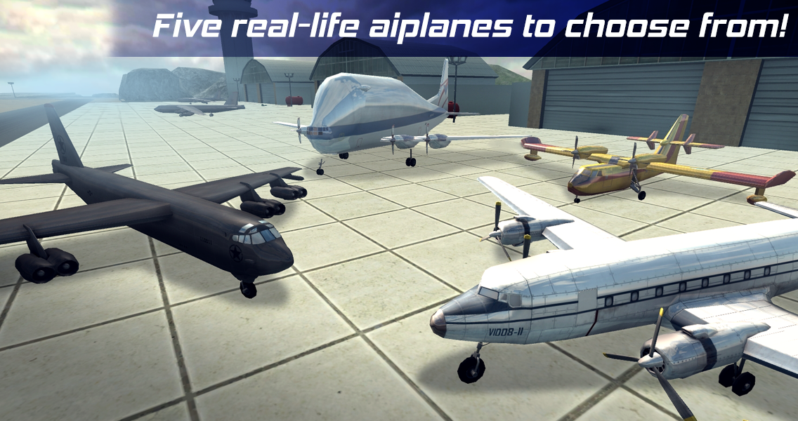 Real Pilot Flight Simulator 3D Screenshot 7
