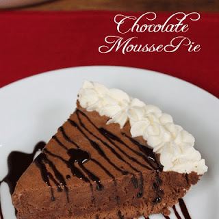 Chocolate Chip Mousse Pie Recipes