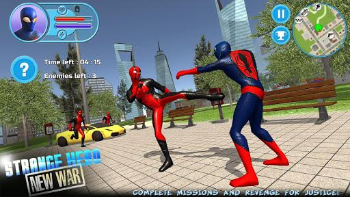 Strange Hero: New War For PC