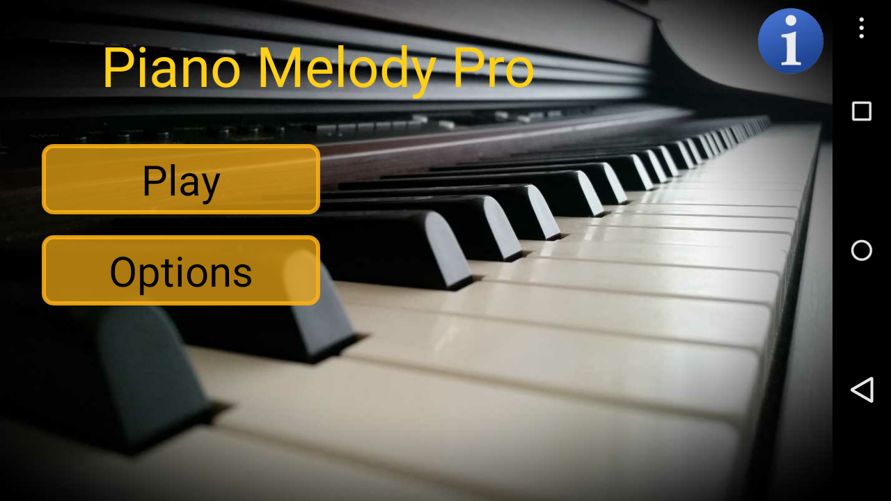 Piano Melody Pro Screenshot 3