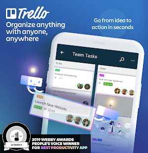 Trello — Organize anything with anyone, anywhere! for pc