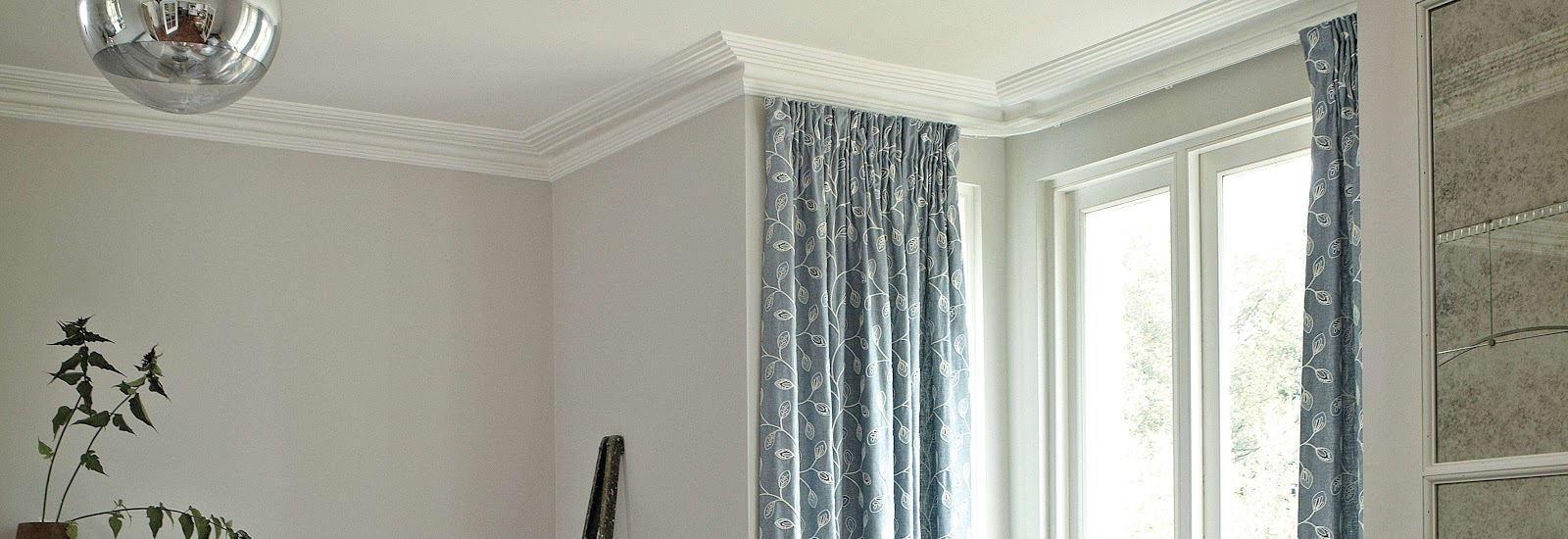 Custom Curtains & Blinds