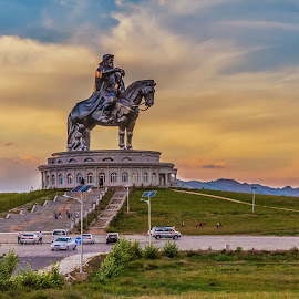 by Boldbaatar Tsend - Buildings & Architecture Statues & Monuments