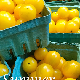 Summer by Lope Piamonte Jr - Typography Captioned Photos