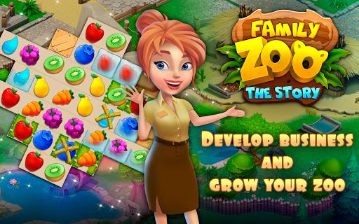 Family Zoo: The Story screenshot 4