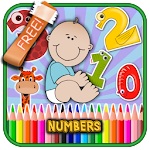 Kids Learn Number 123 Fun Free Icon