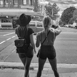 Let me take a selfie by Angela Taya - Novices Only Street & Candid