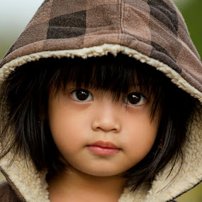 my Angel by Nicholas Wibowo - Babies & Children Child Portraits