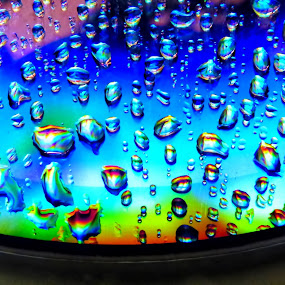 water drops by Rs Photography - Artistic Objects Technology Objects ( digital, lovely, art, wallpaper, large, mobile, screen, wallpapers, best, prints, cover, 3d, beautiful, awesome, desktop, background, newart, fullhd, hd, latest )
