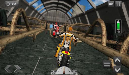 Highway Bike Escape 2016 - screenshot