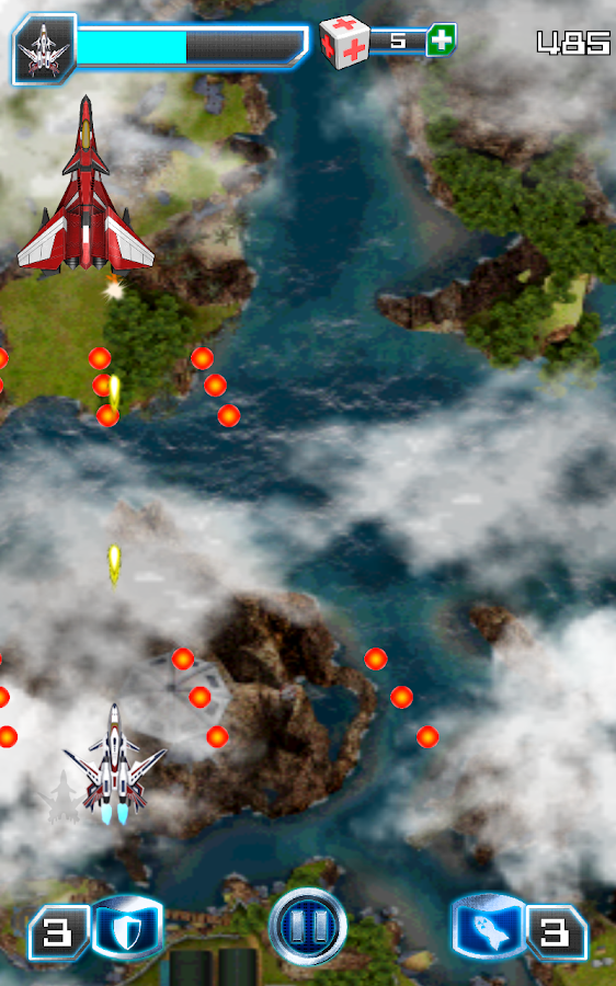 Sky Invasion Screenshot 12
