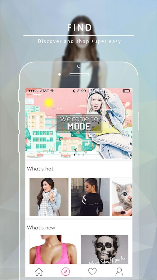MODE - What to Buy Screenshot 1