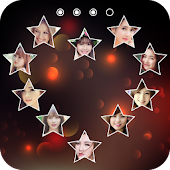 Star keypad lockscreen APK for Bluestacks