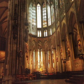 Koln by Dunja Milosic Odobasic - Buildings & Architecture Places of Worship
