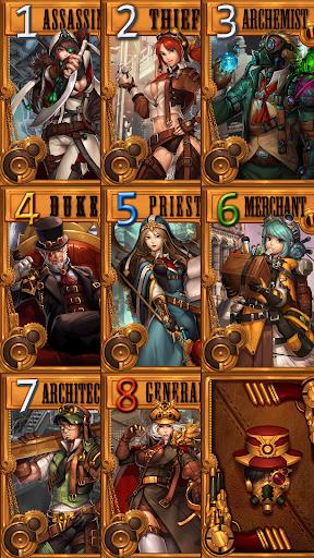Citadels online - screenshot