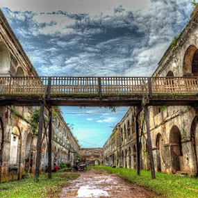 benteng by Ab Photowork's - Buildings & Architecture Statues & Monuments