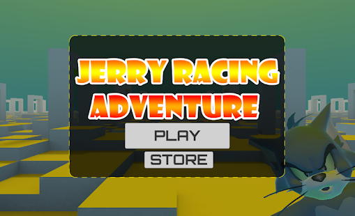 Jerry Racing Adventure - screenshot