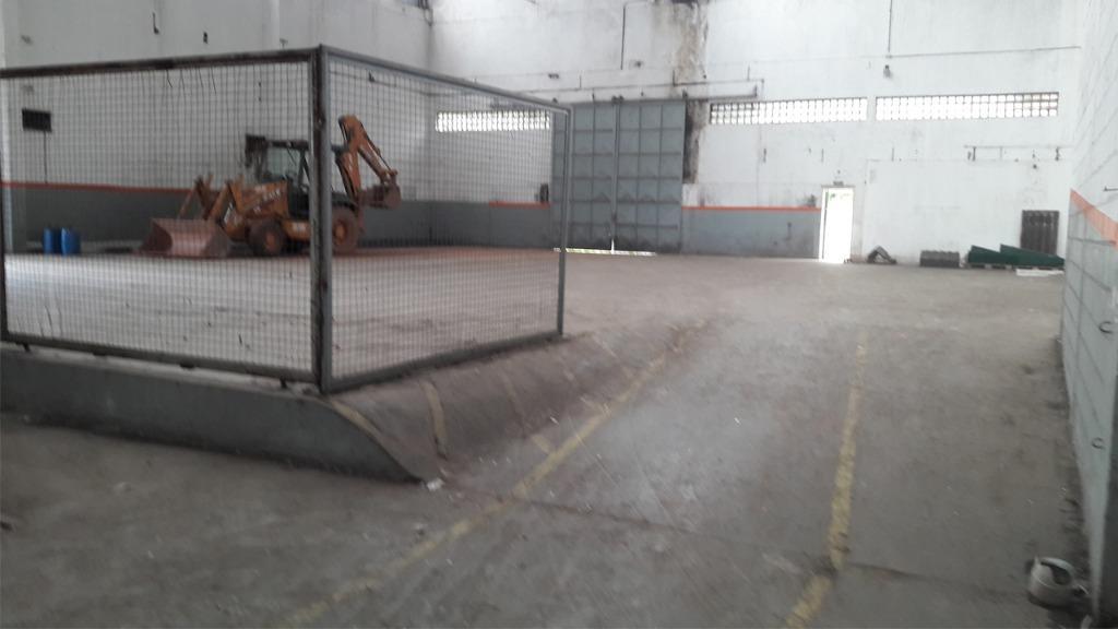 Galpão industrial para locação, Embu das Artes