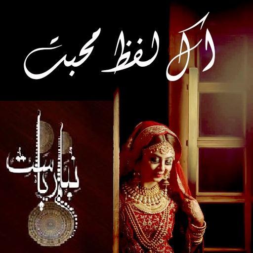 Eik Laafz e Mohabbat Novel screenshot 2