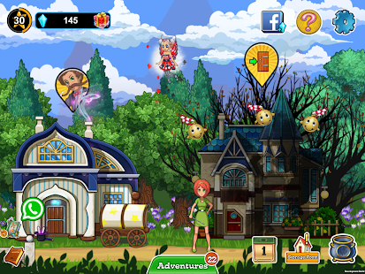 Ghost Town Adventures: Mystery Riddles Game APK for Bluestacks
