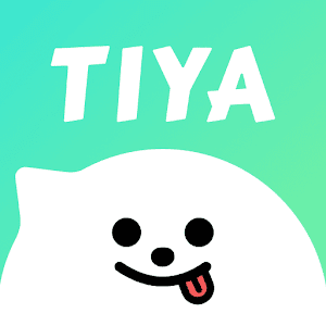 Tiya - Voice Chat & Match for pc