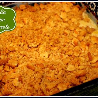 Sweet Vidalia Onion Casserole Recipes