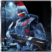 Free Christmas Eve Robot Attack APK for Windows 8