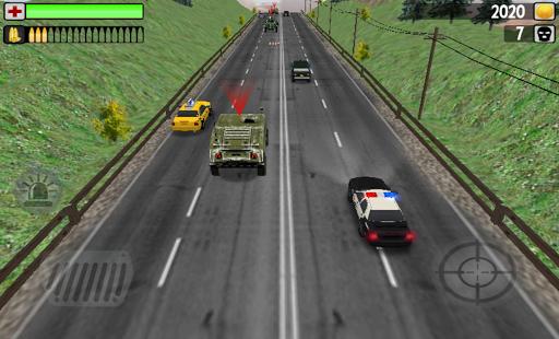 POLICE MONSTERKILL 3D screenshot 5