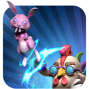 TD: Rabbits Get Punch! Online PC (Windows / MAC)