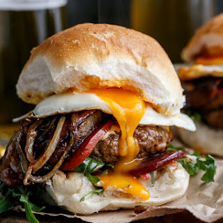 Beef Burger With Worcestershire Sauce Recipes