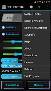 ROEHSOFT RAM Expander (SWAP)- screenshot thumbnail