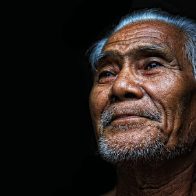 by Ezha Nizami - People Portraits of Men ( senior citizen )