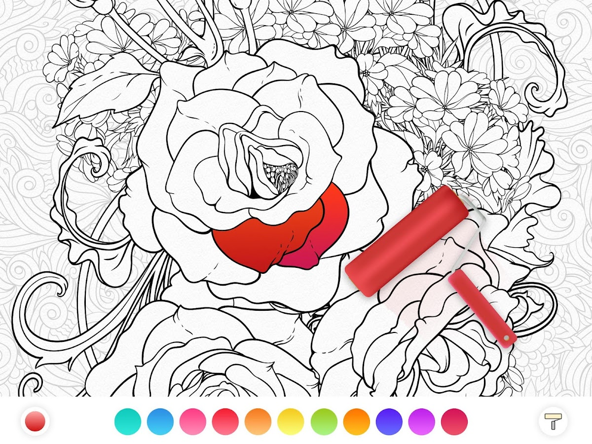 InColor - Coloring Books Screenshot 11