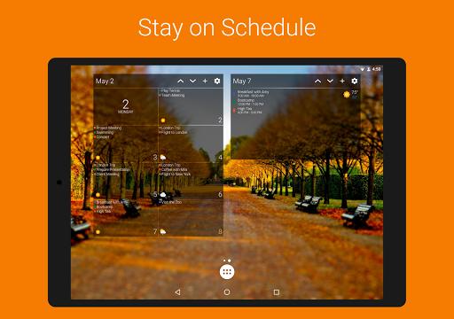 DigiCal+ Calendar screenshot 16