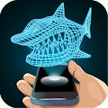 Hologram Shark 3D Simulator APK for Bluestacks