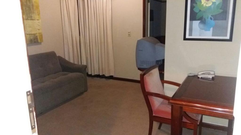 Flat à venda, 48 m² por R$ 205.000,00 - Anhangabaú - Jundiaí/SP