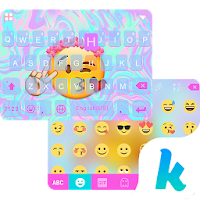 Fancy Emoji Kika KeyboardTheme For PC (Windows And Mac)