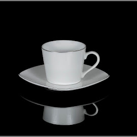 cofee time by Stanley P. - Artistic Objects Cups, Plates & Utensils