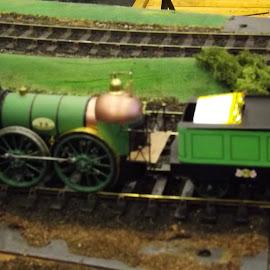 Early Railways by Paul Hayward - Transportation Trains