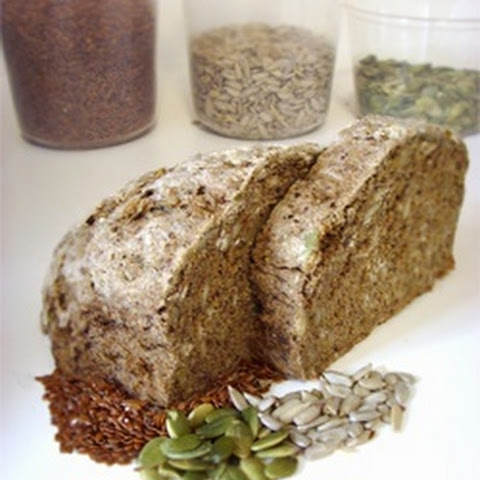 Hearty Whole Grain Bread