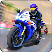 Moto Rider Top Bike Fast Racing 3D on PC / Windows 7.8.10 & MAC