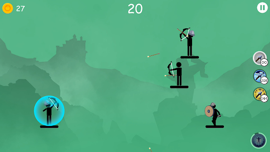 Game The Archers 2 1.2.0 APK for iPhone