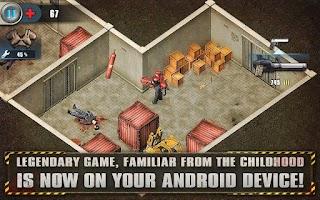 Screenshot of Alien Shooter Free