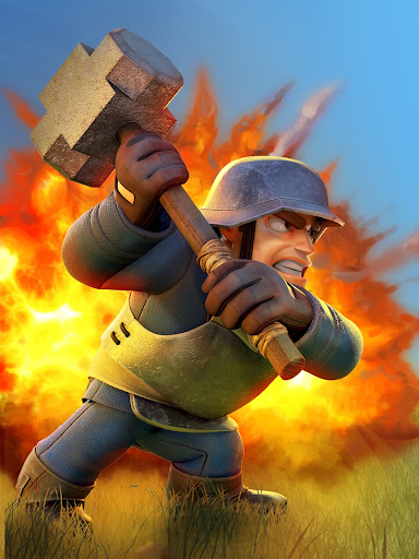 War Heroes: Clash in a Free Strategy Card Game screenshot 1