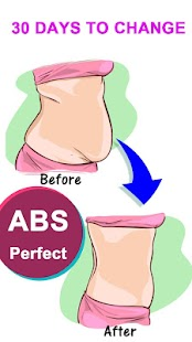 Female Flat Stomach Workout for pc