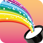 Download Color Flashlight (Call SMS) APK on PC