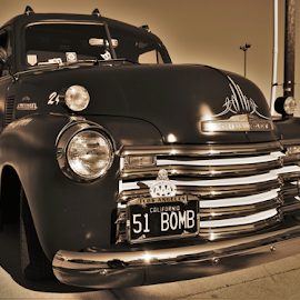 by Benito Flores Jr - Transportation Automobiles (  )