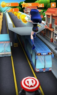 Game Bus Rush APK for Kindle