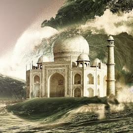 by Biplab Jayapuria - Digital Art Places