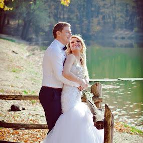 K&N by Vlada Jovic - Wedding Bride & Groom ( prewedding, serbia, bride and groom, bride, photography, photooftheday )